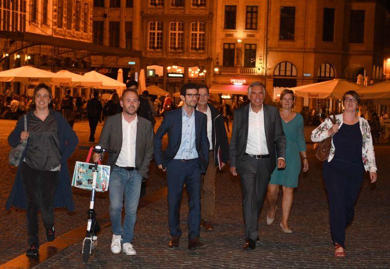 Deelsteps komen naar Leuvense mobipunten