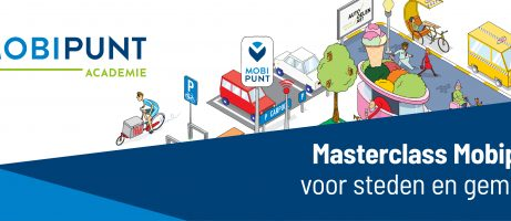 Masterclass Mobipunten voor steden en gemeenten